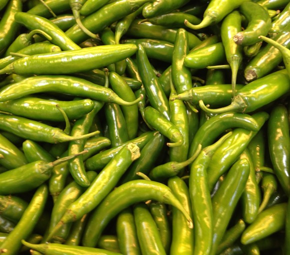 Serrano Pepper Photo