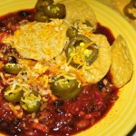 Almost South of the Border Chili