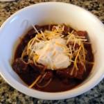 LBJ's Family Chili Recipe