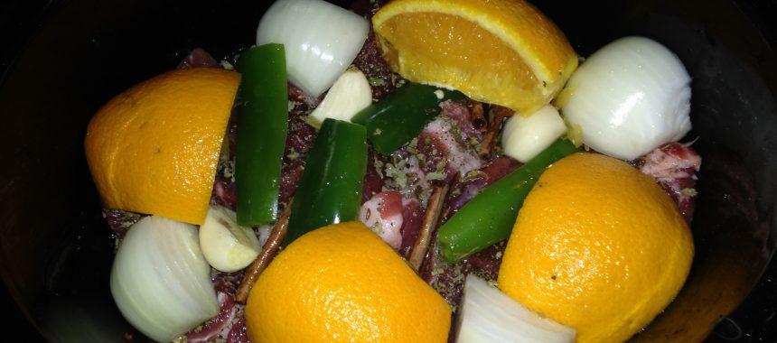 Delicious Pork Carnitas