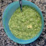 Tangy Avocado-Tomatillo Salsa